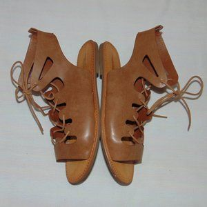 AEO Gladiator style sandals Women's size 10M